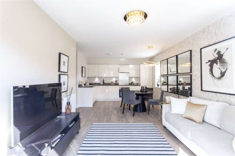 2 Bedrooms Apartment Flat for sale in Beaumont Gardens, Sutton Road, St Albans, Hertfordshire, AL1