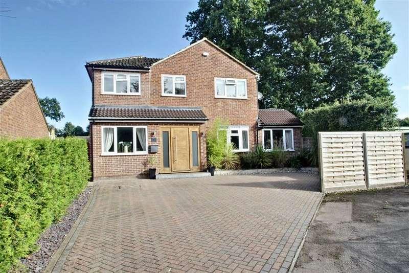 4 Bedrooms Detached House for sale in Hunting Gate, Hemel Hempstead, Hertfordshire
