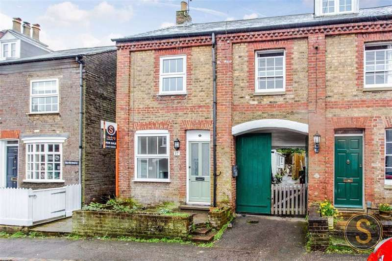 3 Bedrooms Semi Detached House for sale in Tring, Hertfordshire