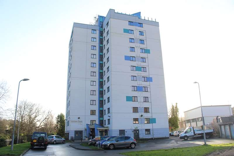 1 Bedroom Flat for sale in Fairview Court, Pontnewynydd, Pontypool, NP4
