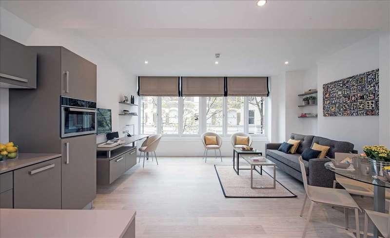 1 Bedroom Apartment Flat for rent in The Rosebery, 20 Rosebery Avenue, London