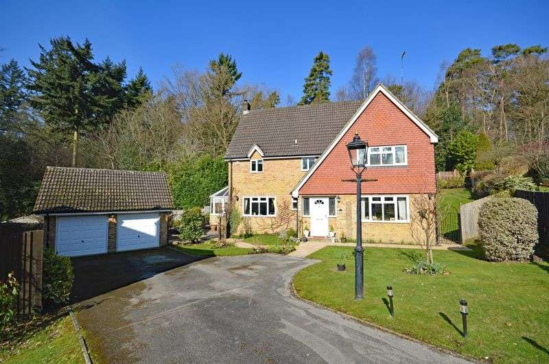 4 Bedrooms Property for sale in No onward Chain - Headley Down
