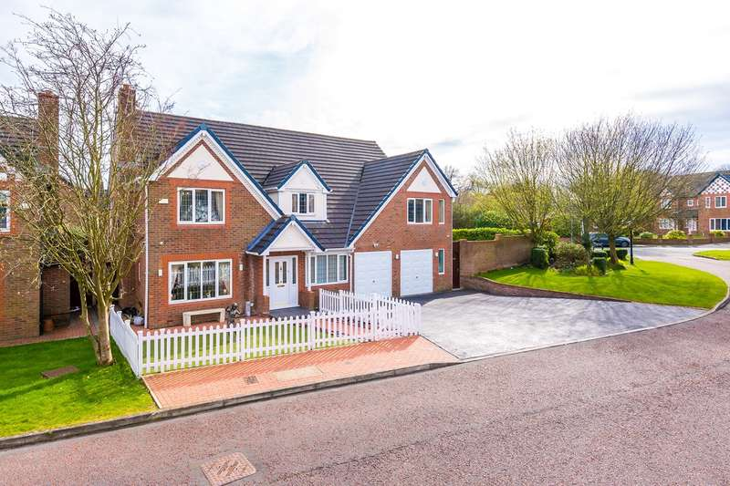 6 Bedrooms Detached House for sale in Holkham Gardens, St Helens, WA9