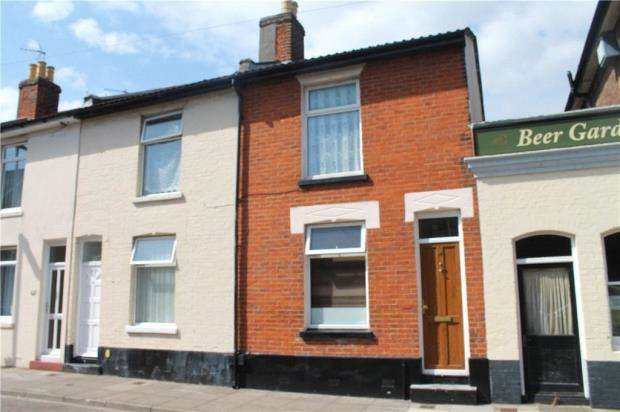 2 Bedrooms End Of Terrace House for sale in Winchester Road, Portsmouth, Hampshire