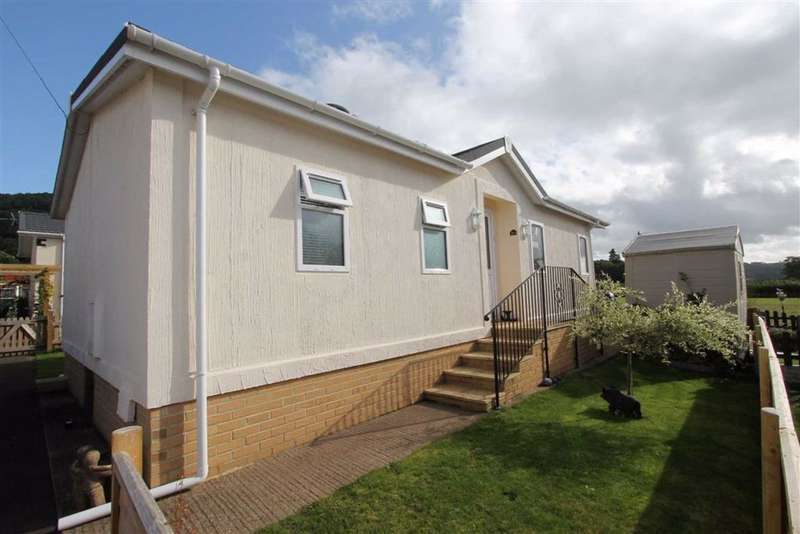 2 Bedrooms Park Home Mobile Home for sale in Ross-On-Wye