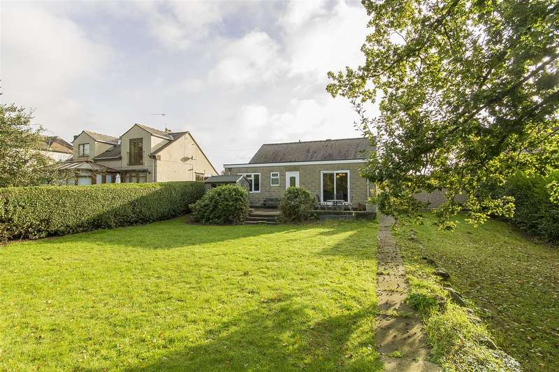 2 Bedrooms Detached Bungalow for sale in Eastwood Drive, Calow, Chesterfield