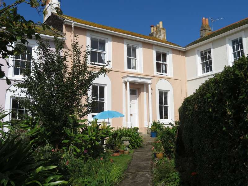 4 Bedrooms Town House for sale in Regent Square, Penzance