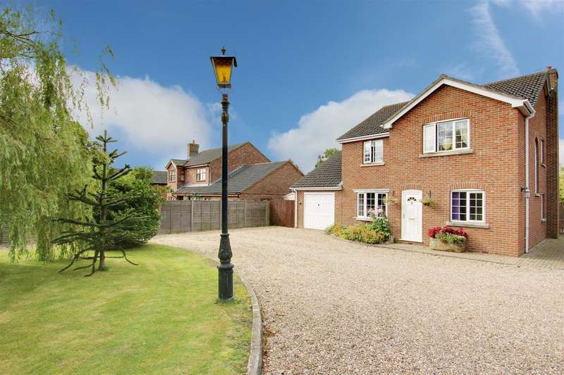 4 Bedrooms Detached House for sale in Main Road, Toynton All Saints, Spilsby