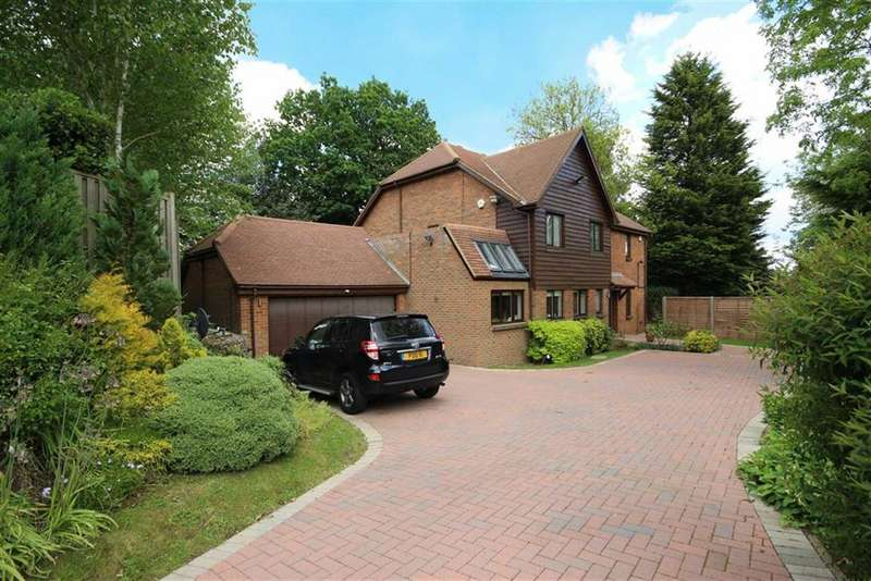 5 Bedrooms Detached House for sale in Dingle Close, Arkley, Hertfordshire