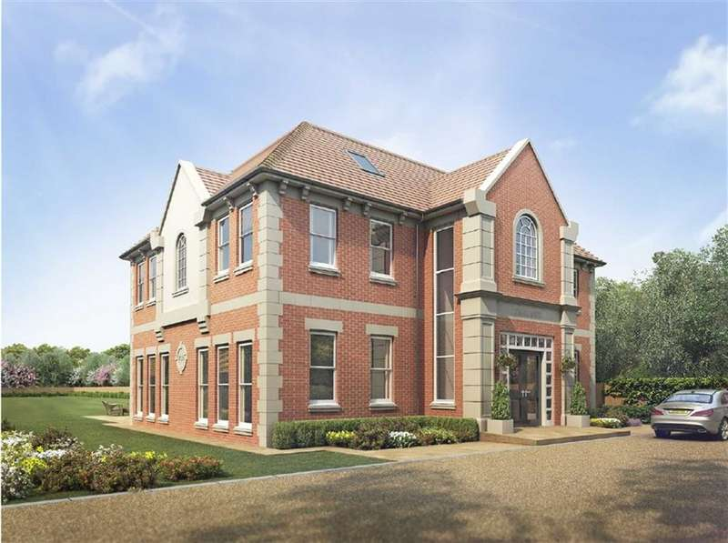6 Bedrooms Detached House for sale in Hendon Wood Lane, Mill Hill, London