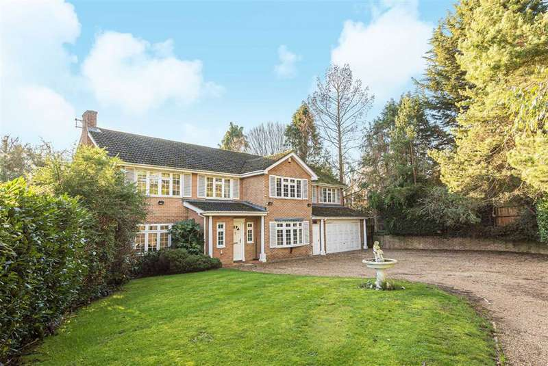 6 Bedrooms Detached House for sale in Walmar Close, Hadley Wood