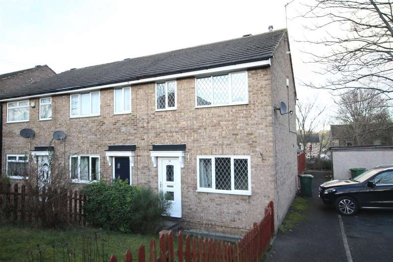 3 Bedrooms Terraced House for sale in Ripley Road, Liversedge