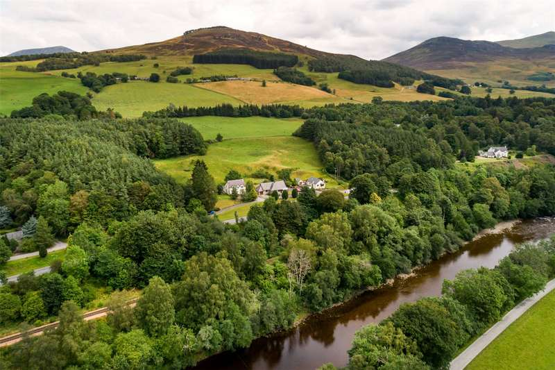 5 Bedrooms Detached House for sale in Garry House, Killiecrankie, Pitlochry, Perthshire, PH16