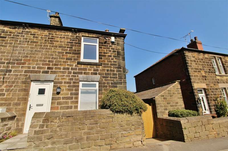 2 Bedrooms End Of Terrace House for sale in The Wheel, Ecclesfield, SHEFFIELD, South Yorkshire