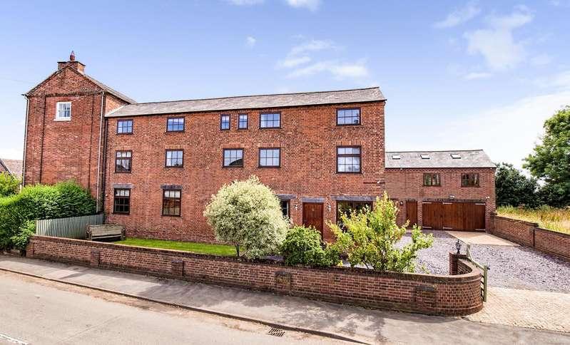 6 Bedrooms Semi Detached House for sale in Main Street, Newton Burgoland, LE67 2SE