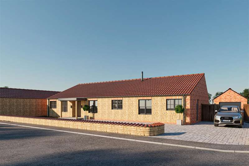 3 Bedrooms Detached Bungalow for sale in High Street, Snitterby