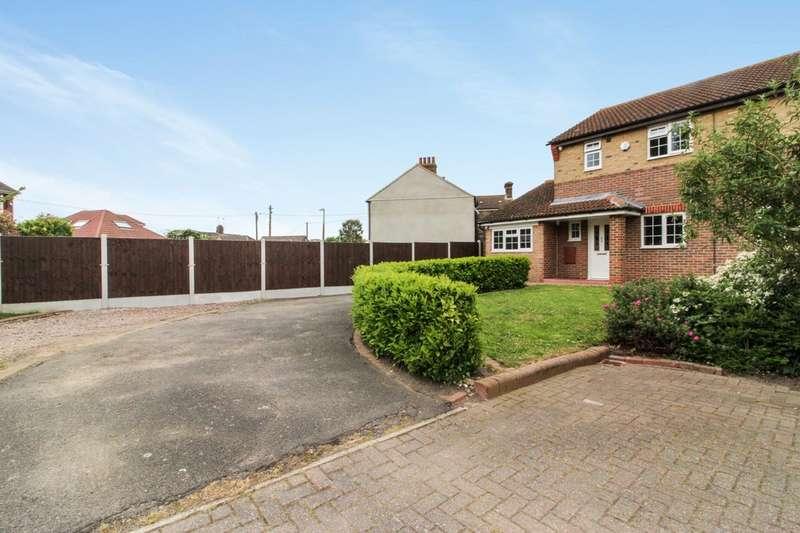 3 Bedrooms Semi Detached House for sale in Alder Drive, South Ockendon