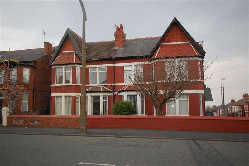 Property for sale in Seabank Road, Wallasey, Wirral