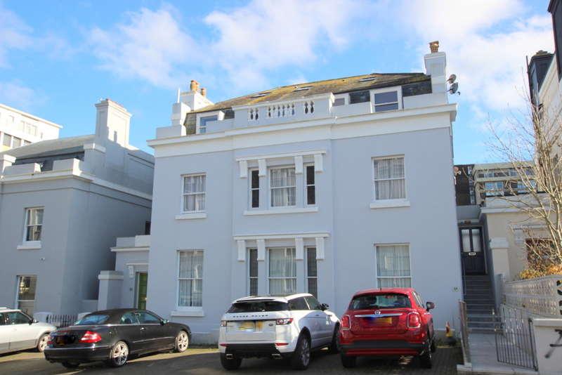 2 Bedrooms Flat for sale in Windsor Villas, Lockyer Street, The Hoe, Plymouth, Devon, PL1 2QD