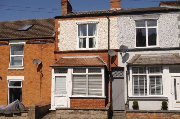 3 Bedrooms Terraced House for sale in Clumber Street, Melton Mowbray, LE13
