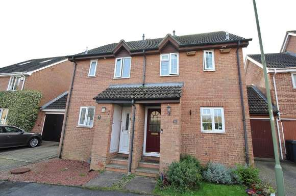 2 Bedrooms Detached House for sale in Gloucester Drive, Basingstoke