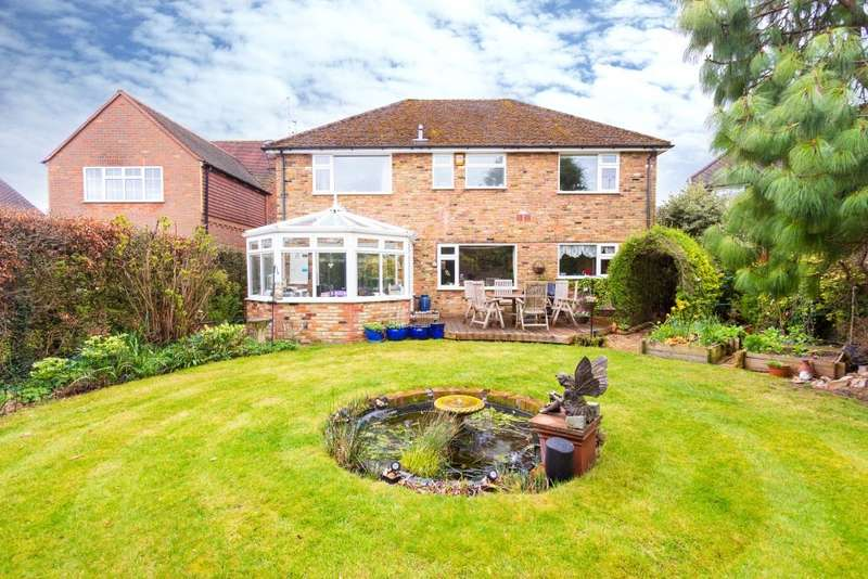 4 Bedrooms Detached House for sale in Bottrells Lane, Chalfont St. Giles, Buckinghamshire, HP8