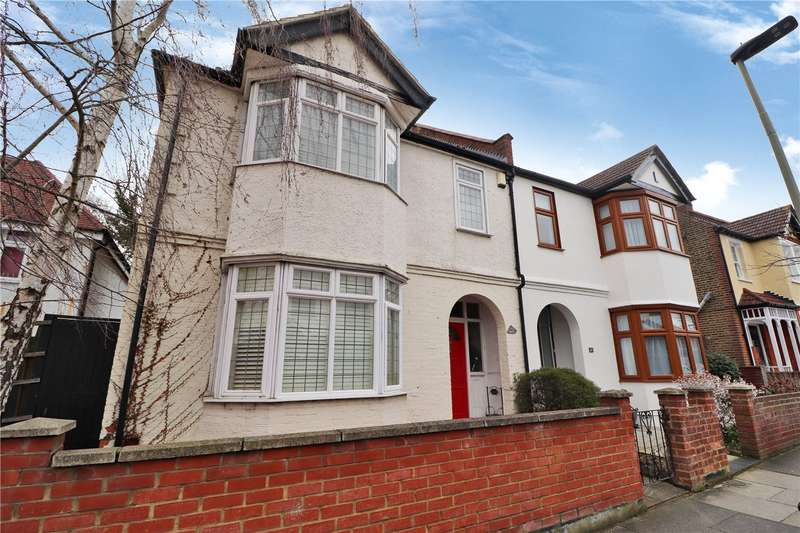 5 Bedrooms Semi Detached House for sale in Langdon Road, Bromley, BR2