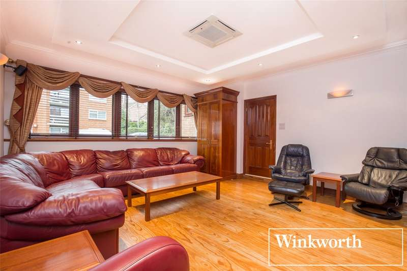 4 Bedrooms Detached House for rent in South Hill Avenue, Harrow, HA1