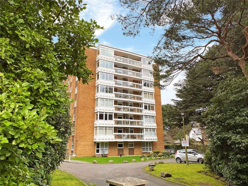 3 Bedrooms Flat for sale in Marchwood, 8 Manor Road, Bournemouth, Dorset, BH1