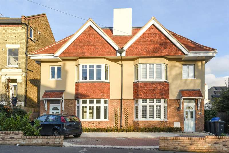 5 Bedrooms Semi Detached House for sale in King Charles Road, Surbiton, Surrey, KT5