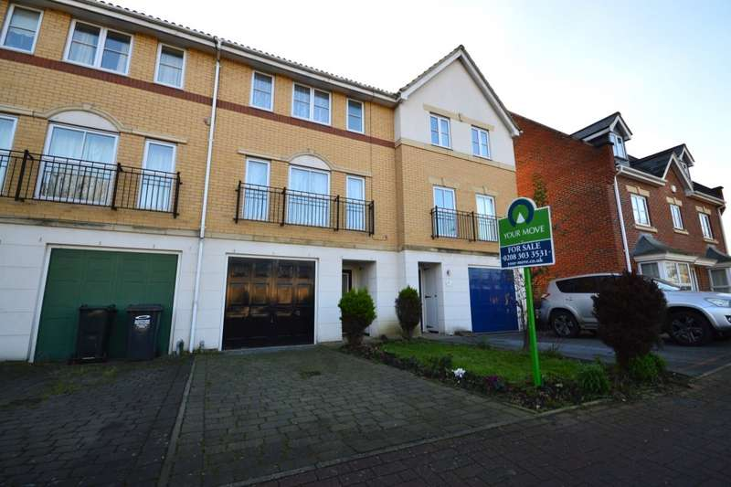 4 Bedrooms House for sale in Pinewood Place, Bexley Park, Kent, DA2