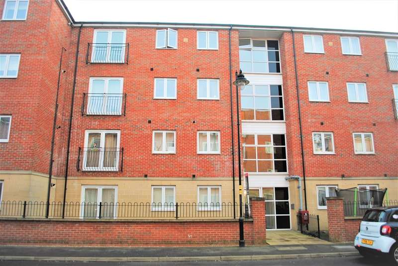 2 Bedrooms Flat for sale in Kingston Terrace, Haven Village