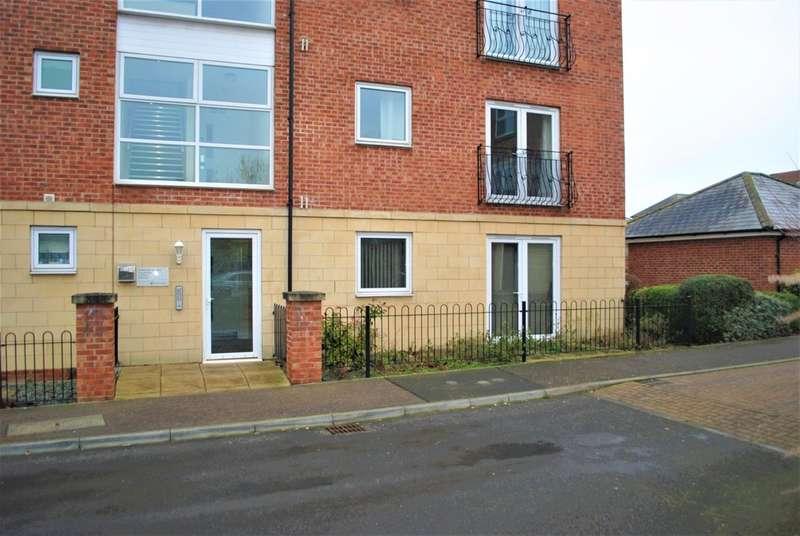 1 Bedroom Flat for sale in Freiston Terrace, Haven Village
