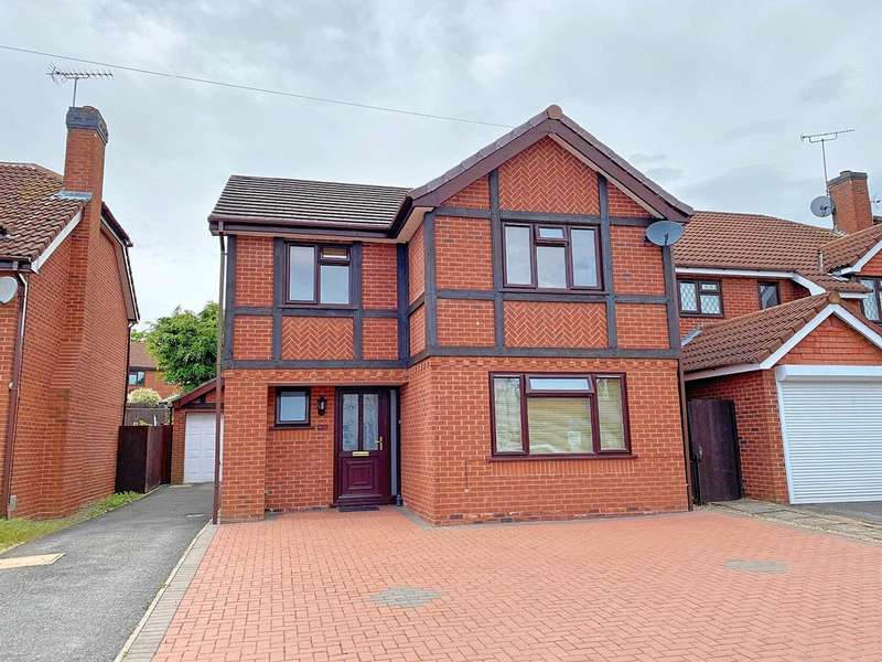 4 Bedrooms Detached House for sale in Neville Road, Western Park