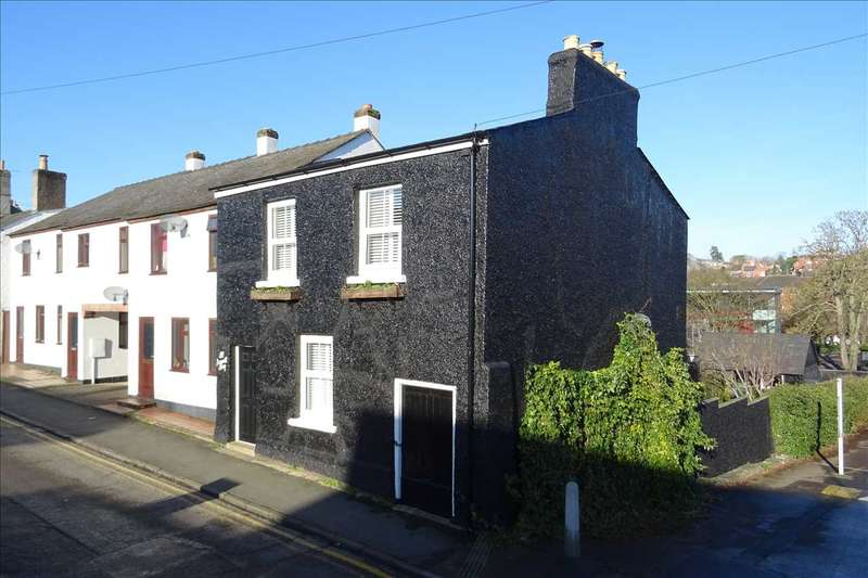 3 Bedrooms End Of Terrace House for sale in Kyrle Street, Horsemill House, Ross-on-Wye