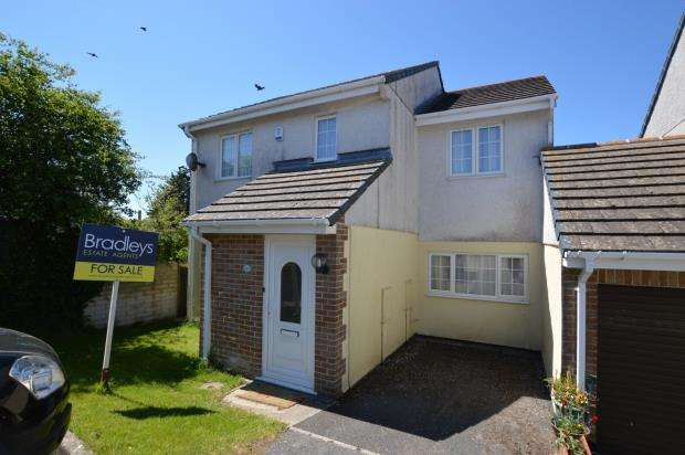 4 Bedrooms Link Detached House for sale in Fairview Park, St. Columb Road, St. Columb, Cornwall