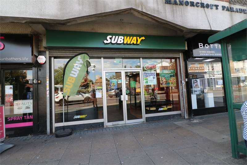 Commercial Property for rent in College Road, Cheshunt, Hertfordshire