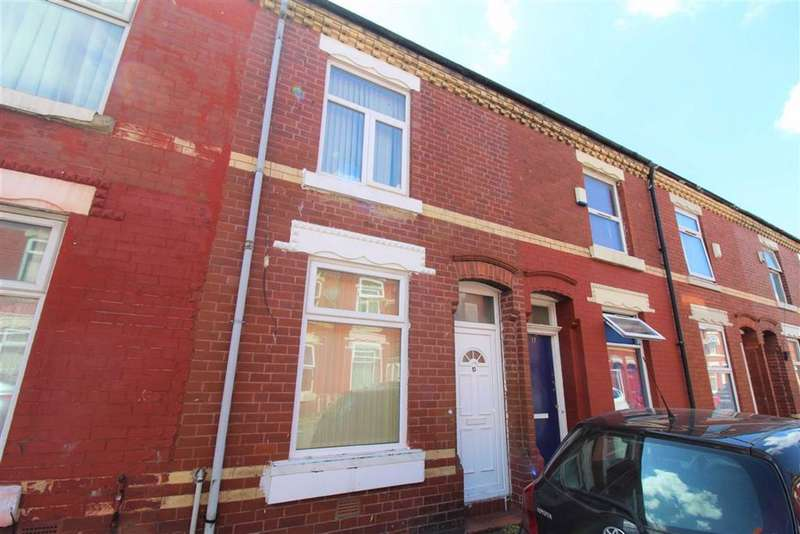 2 Bedrooms Terraced House for sale in Newport Street, Manchester