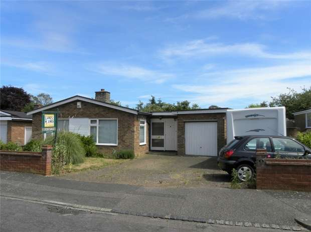 3 Bedrooms Detached Bungalow for sale in Trent Road, Bedford