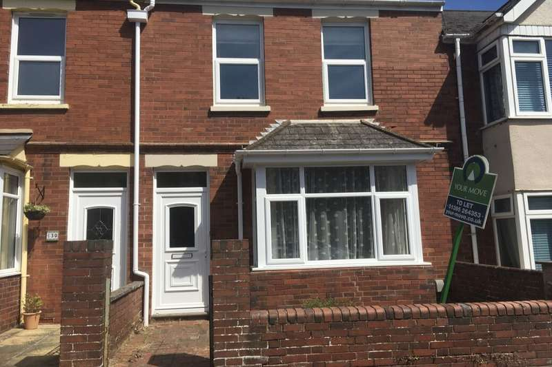 4 Bedrooms Property for rent in Monks Road, Exeter, EX4