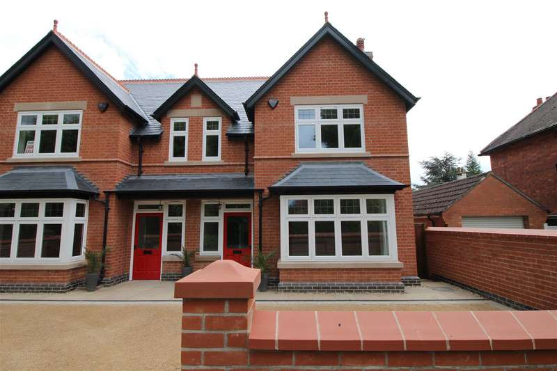 4 Bedrooms Semi Detached House for sale in Cavendish Place, Beeston, Nottingham