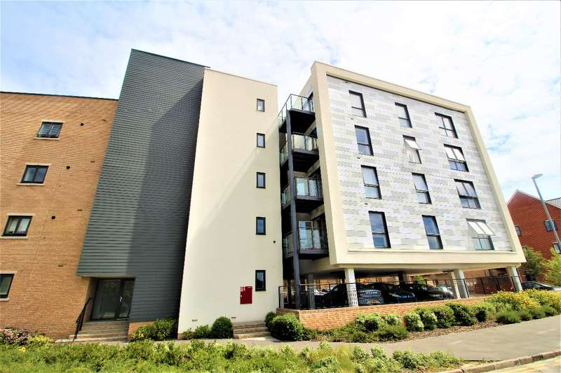 1 Bedroom Apartment Flat for sale in Wharf Road, Chelmsford