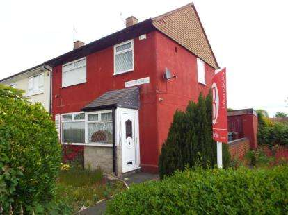 3 Bedrooms Semi Detached House for sale in Knutton Road, Sheffield, South Yorkshire