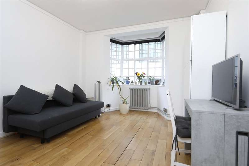Studio Flat for sale in Russell Court, Woburn Place, London, WC1H