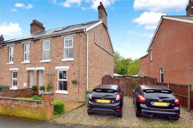 4 Bedrooms End Of Terrace House for sale in Beridge Road, Halstead, Essex