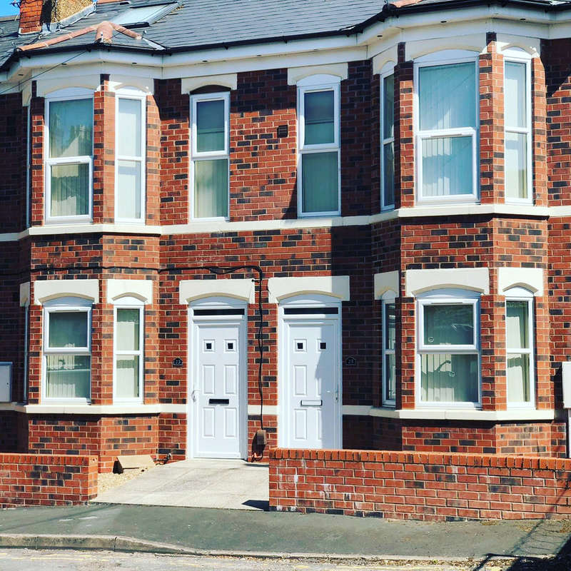 8 Bedrooms Terraced House for rent in High Quality 8 Bedroom En-suite Student House