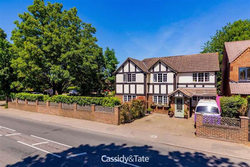 4 Bedrooms Property for sale in Marshalswick Lane, St Albans, Hertfordshire - AL1 4UT