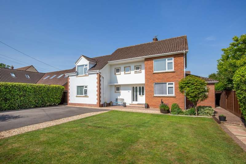 5 Bedrooms Detached House for sale in Somerton Road, Street