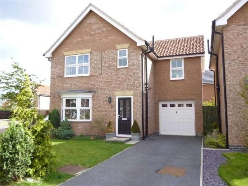 4 Bedrooms Detached House for sale in Fair View Close, Gilberdyke, East Yorkshire, HU15