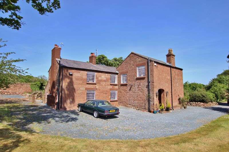 6 Bedrooms Property for sale in Thornton Common Road, Thornton Hough, Wirral